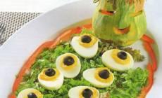 Những Món Salad Trong Ngày Lễ Halloween