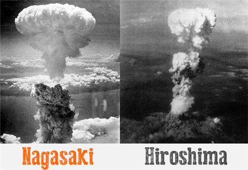 Image result for Một nửa sự thật khác về 2 quả bom nguyên tử Mỹ ném xuống Nhật Bản sẽ khiến bạn bất ngờ