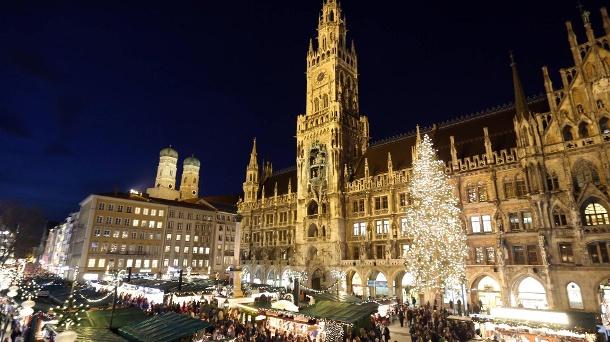 weihnachtsmarkt in muenchen